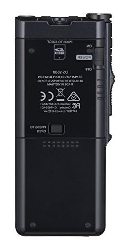 Olympus DS-9500 Dictation Voice Recorder