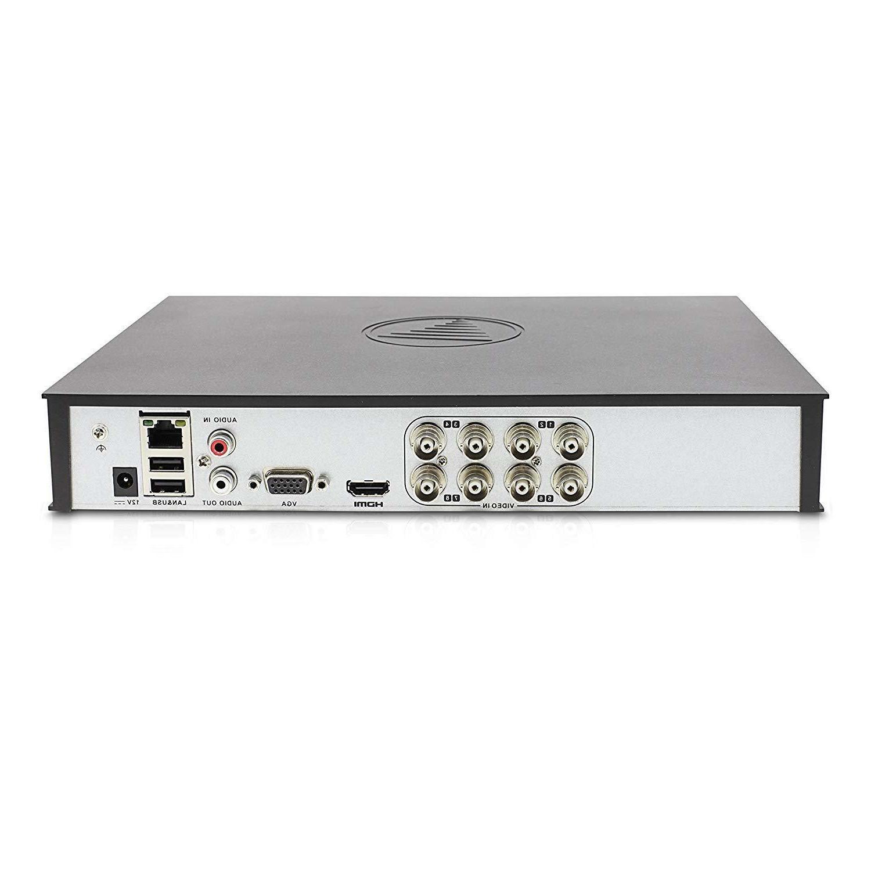 Swann DVR 4350 8 Ch Digital Video CCTV VGA HDMI