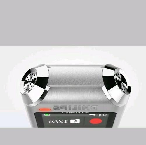 Philips DVT4100 VoiceTracer Voice - NEW!