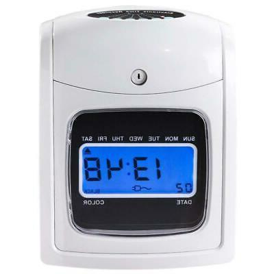 Electronic Recorder Punch Clock Cards Holders Supplier