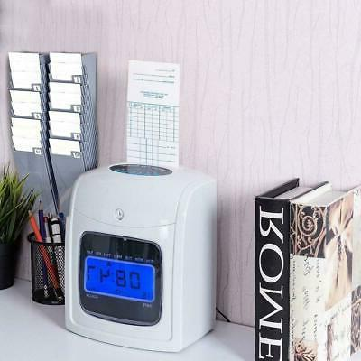Electronic Recorder Clock Cards