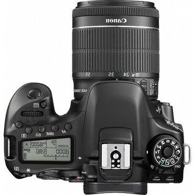Canon EOS 80D Camera Memory Kit