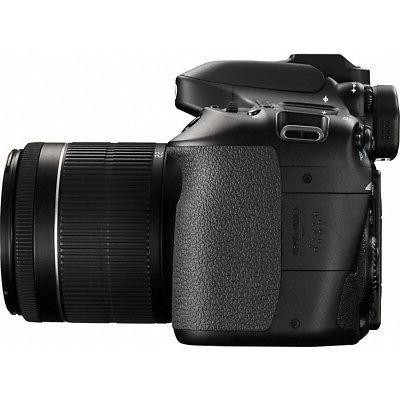 Canon EOS 80D Camera Kit