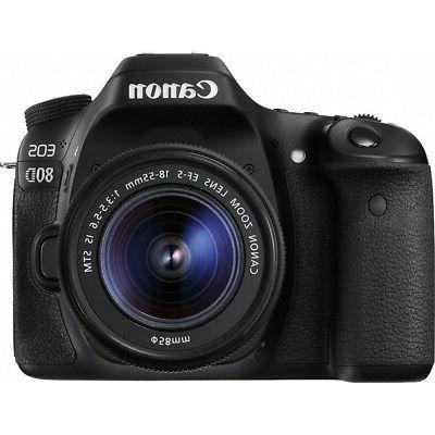 Canon 80D Camera Memory Kit