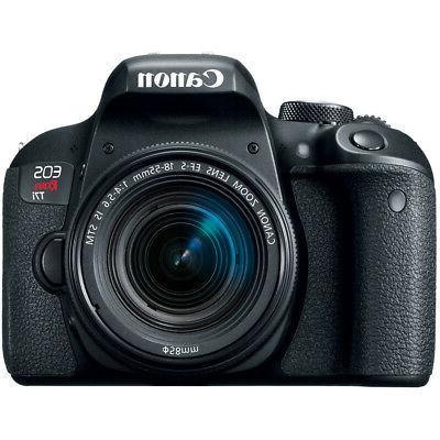 Canon DSLR Lens Triple Battery Bundle