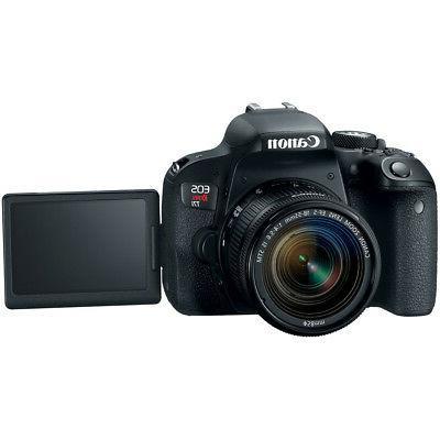 Canon EOS Rebel DSLR Bundle