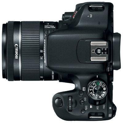 Canon DSLR Camera Bundle