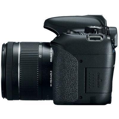 Canon DSLR 18-55mm Lens Bundle