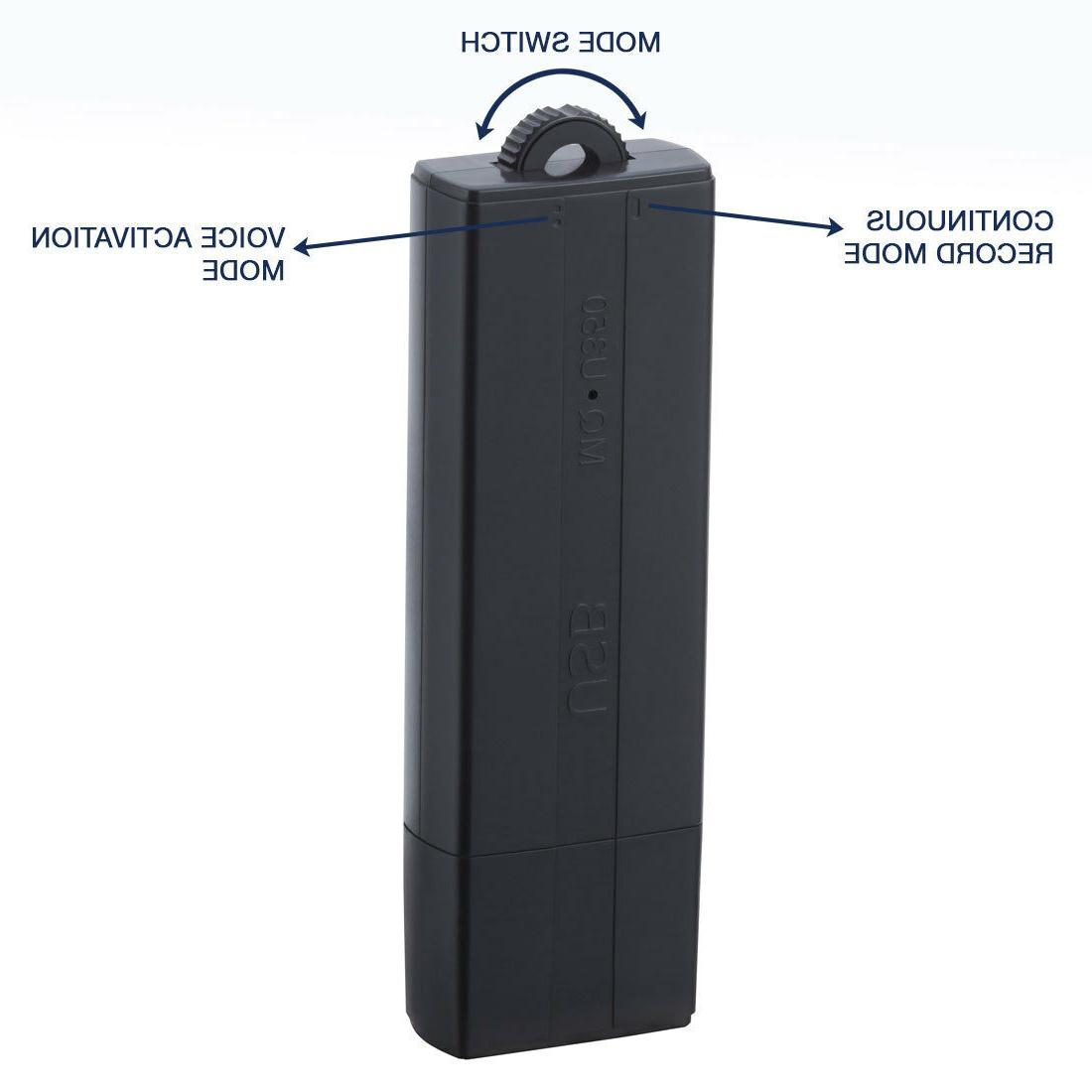 RecorderGear USB