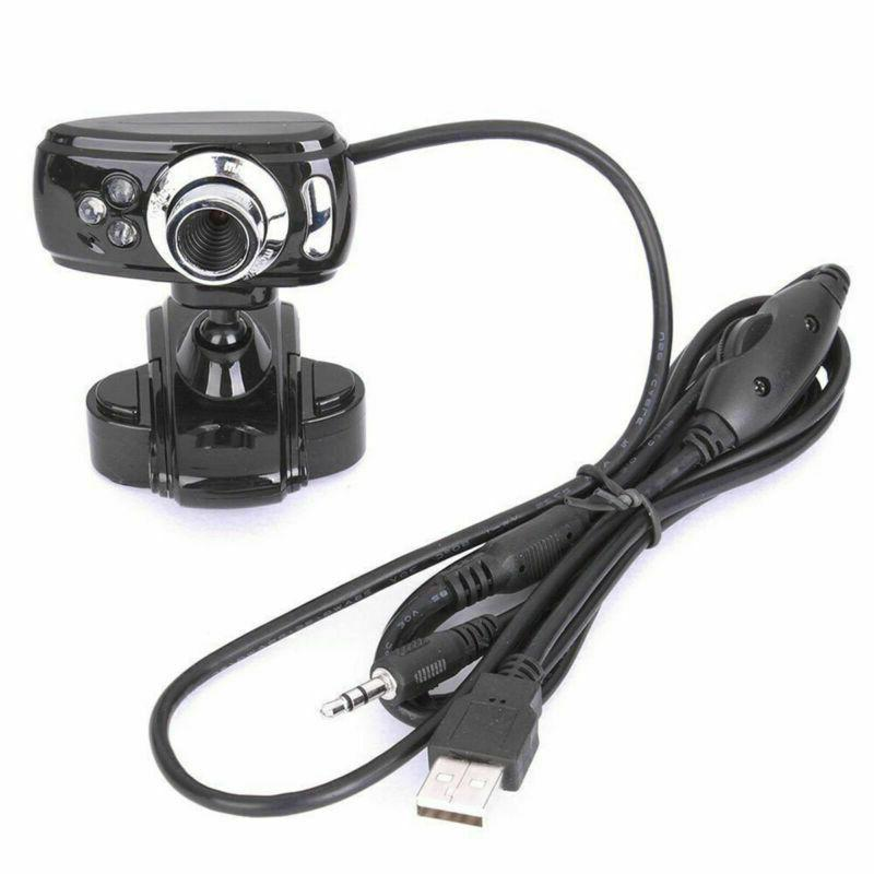 Full HD Desktop Laptop Webcam Live Streaming With NEW