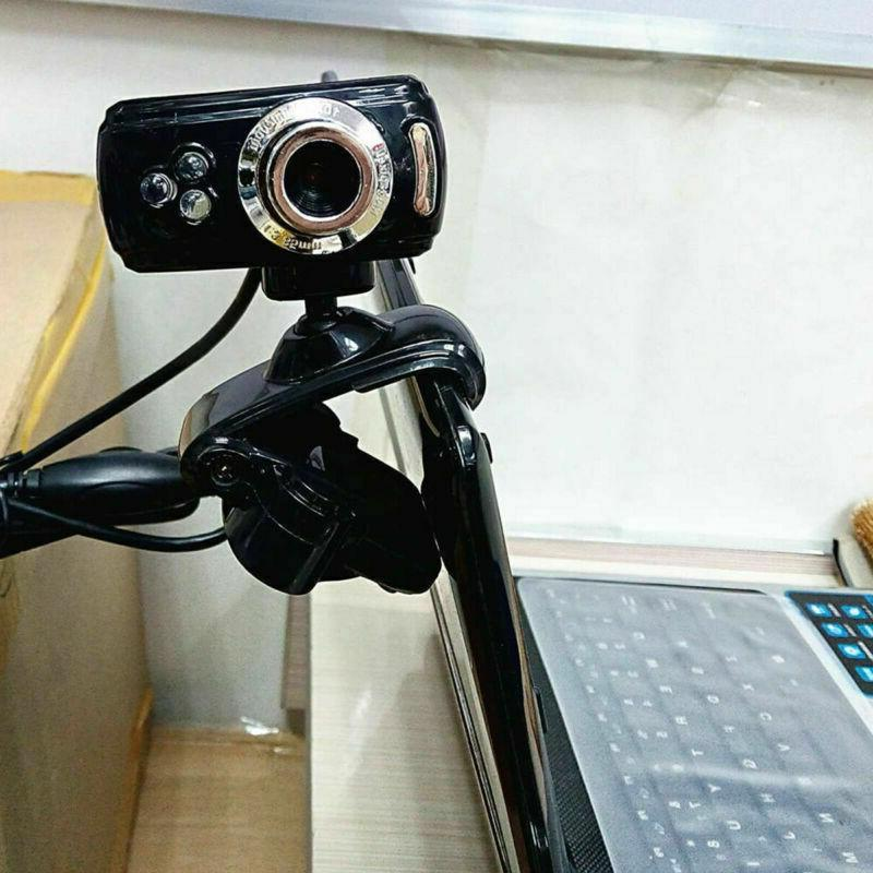 Full Laptop Webcam Streaming With