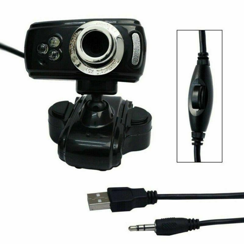 Full HD Webcam Streaming Camera NEW