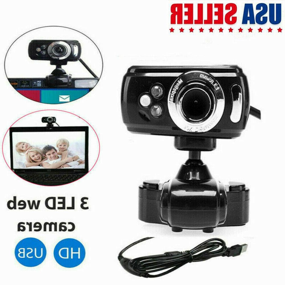 full hd desktop laptop webcam video recording