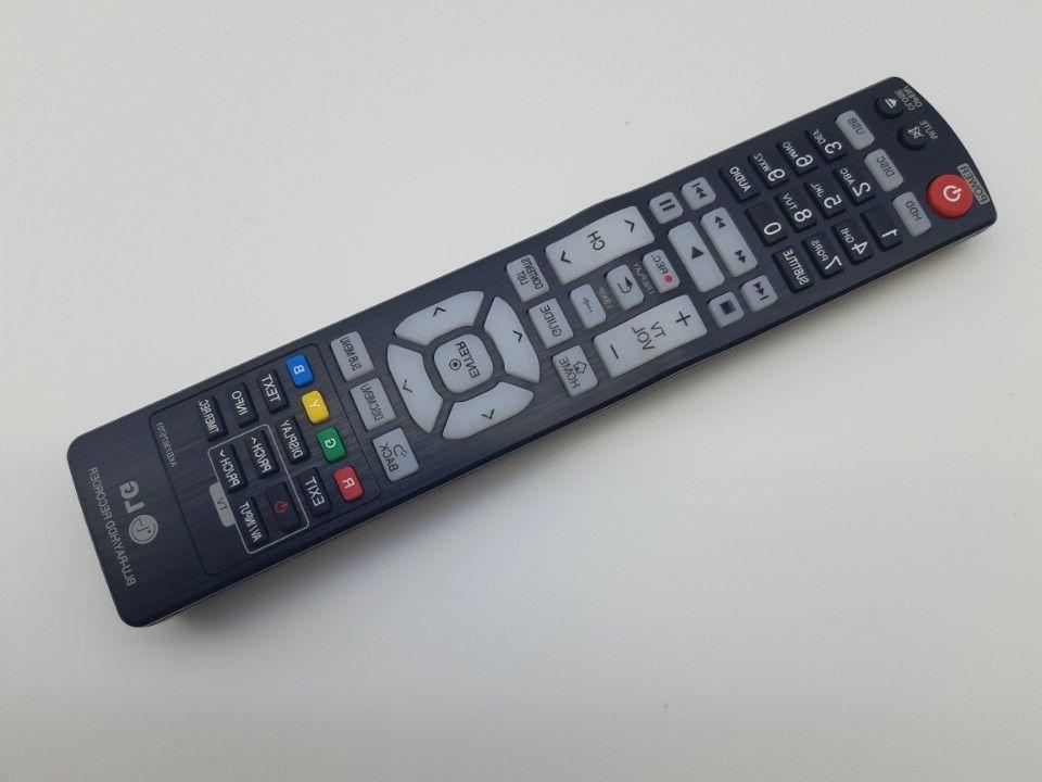 genuine blu ray hdd recorder remote control