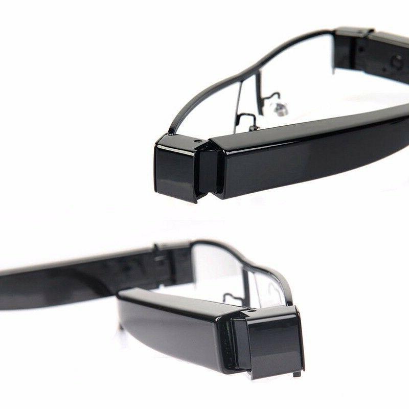 HD Glasses Hidden DVR Video Recorder Eyewear