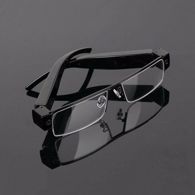 HD Glasses Hidden Security Video Recorder Eyewear