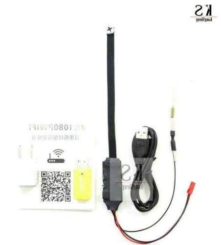HD 4K IP P2P Wireless Spy Security DVR