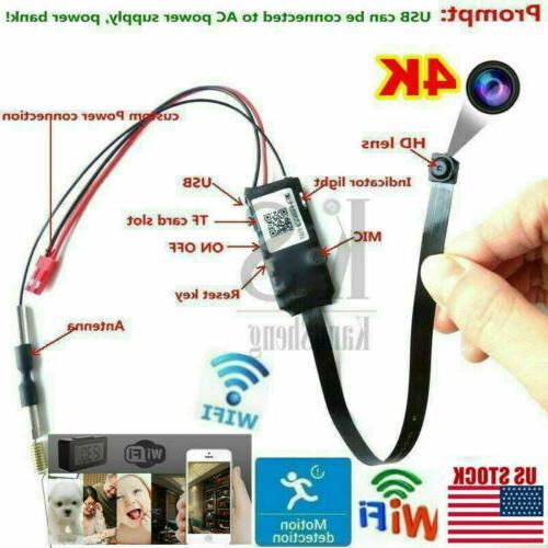 hd 4k wifi ip p2p wireless camera