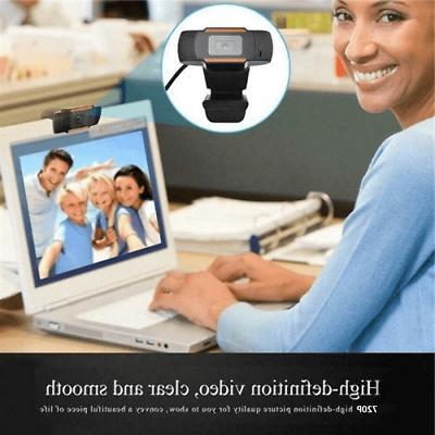 HD Webcam Video Recording Microphone