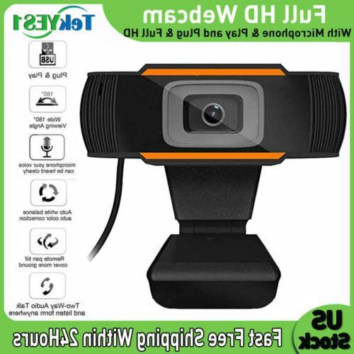 hd usb web camera webcam video recording