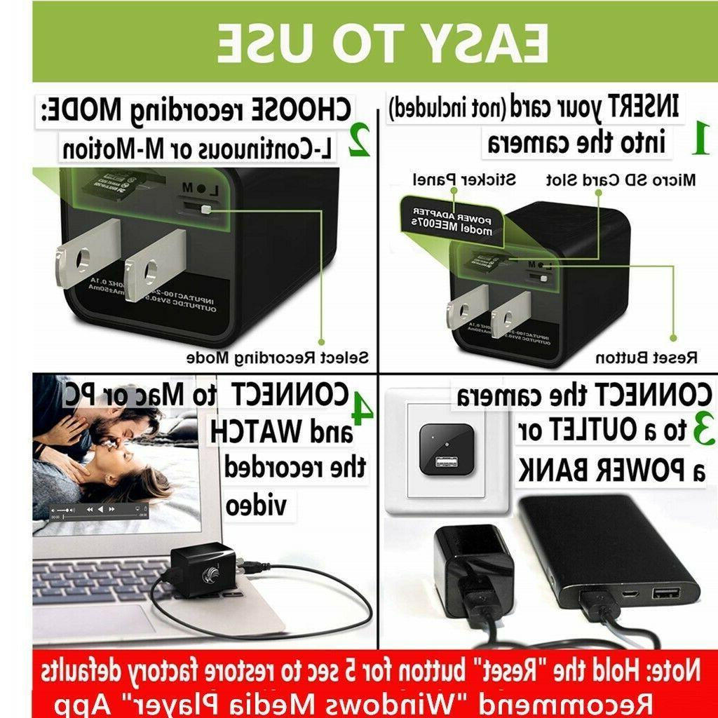 1080P Hidden DVR