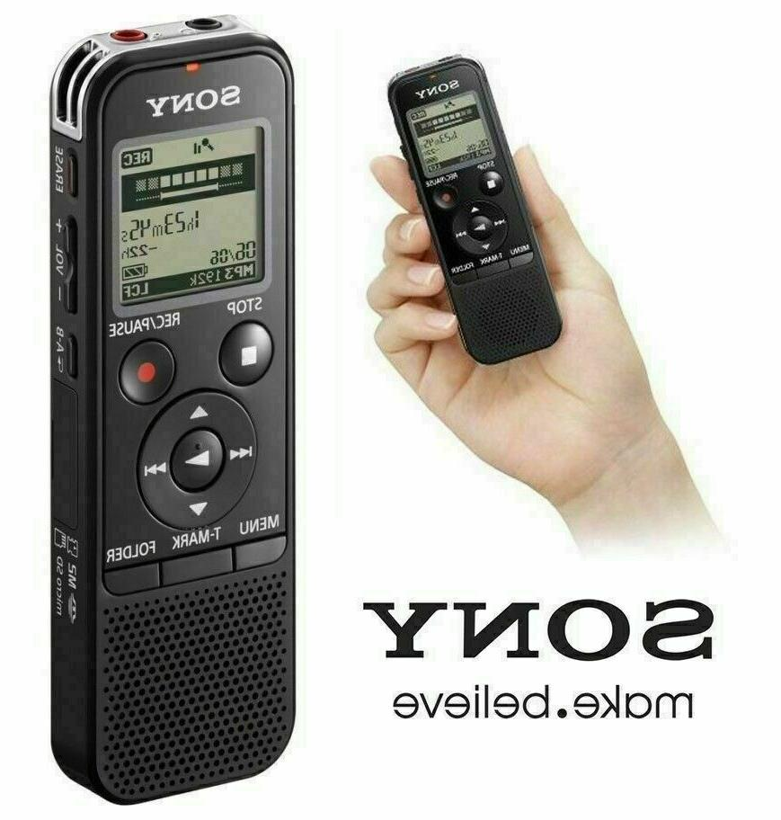 icd px440 stereo ic digital voice recorder