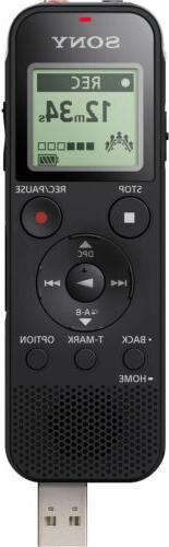 Sony Voice Recorder Dictaphone