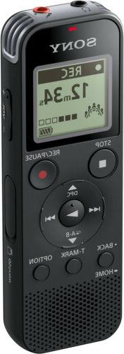 icd px470 stereo digital voice recorder dictaphone