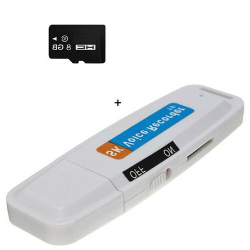 Mini Voice Recorder Dictaphone Drive