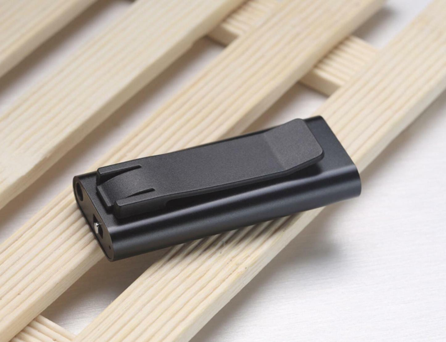 LCD Voice Activated Mini Clip On Digital Spy 8GB