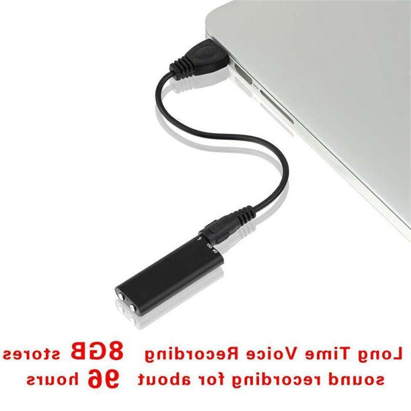 Mini Audio Voice Hours 8GB US