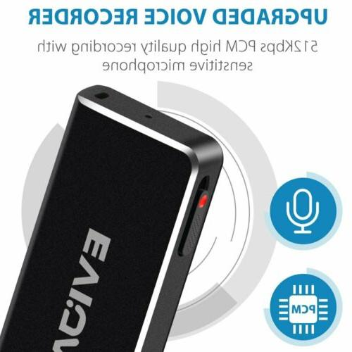 Mini Voice Lecture EVIDA Digital Sound Audio