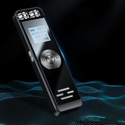 B Voice Recorder Mini HD Support TF Card MP3 Music Player Di