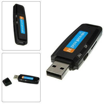 Mini USB Audio Voice 32 GB Flash Drive U-Disk