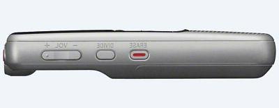 NEW Portable Recorder Silver,
