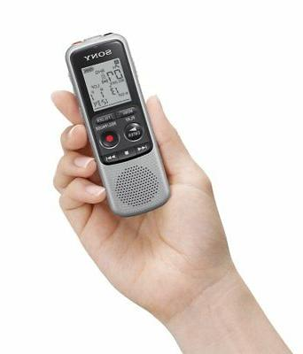 NEW Sony Digital Portable Dictaphone Recorder ICD-BX140