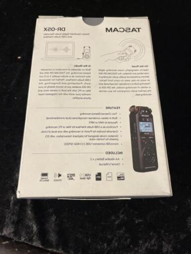 NEW DR-05X Handheld Digital &