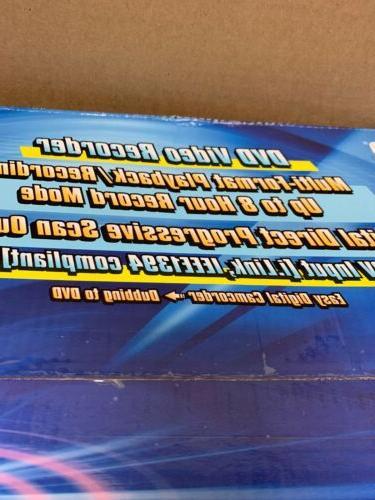 NEW JVC DVD Video /