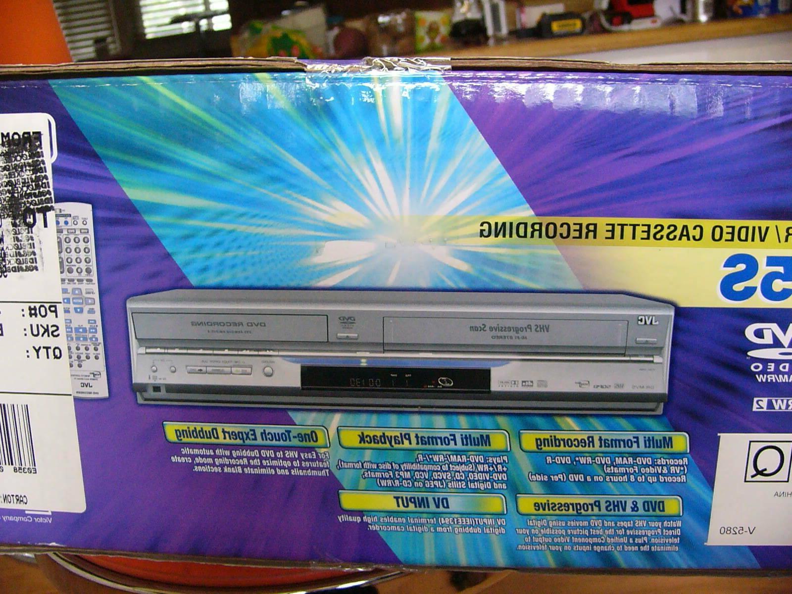 NEW Dubbing VHS Recorder Player HiFi VCR SQPB