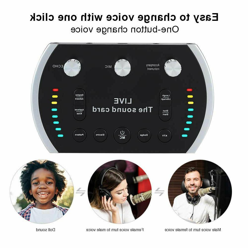 New Electro-Audio Karaoke with Cable