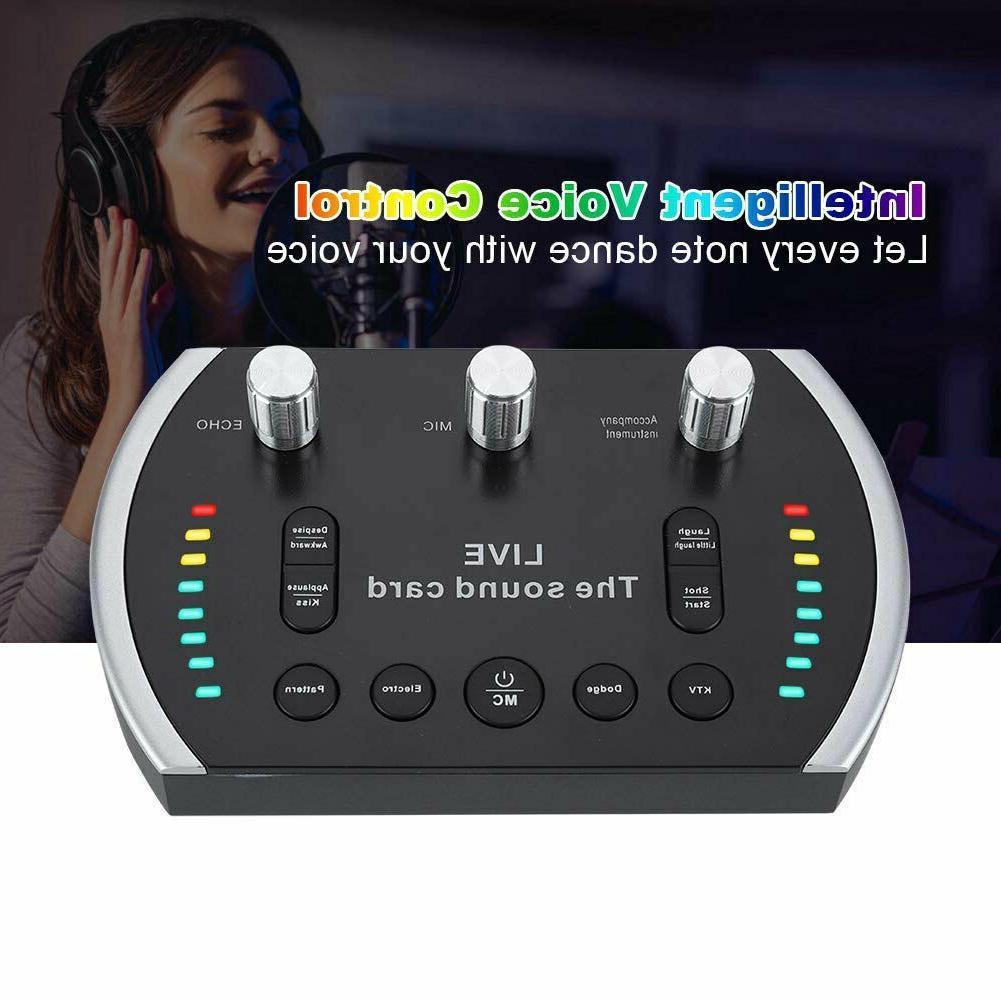 new electro audio sound mixer karaoke studio