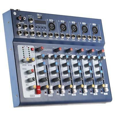 New 7-Channel Console for