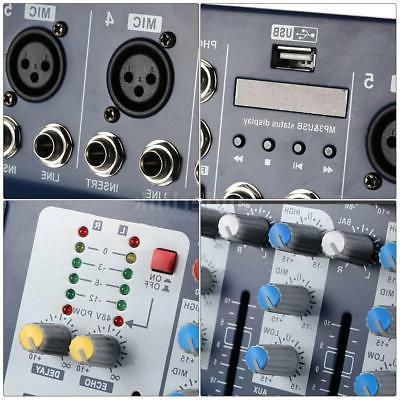 New Console USB Interface for Stage Recording