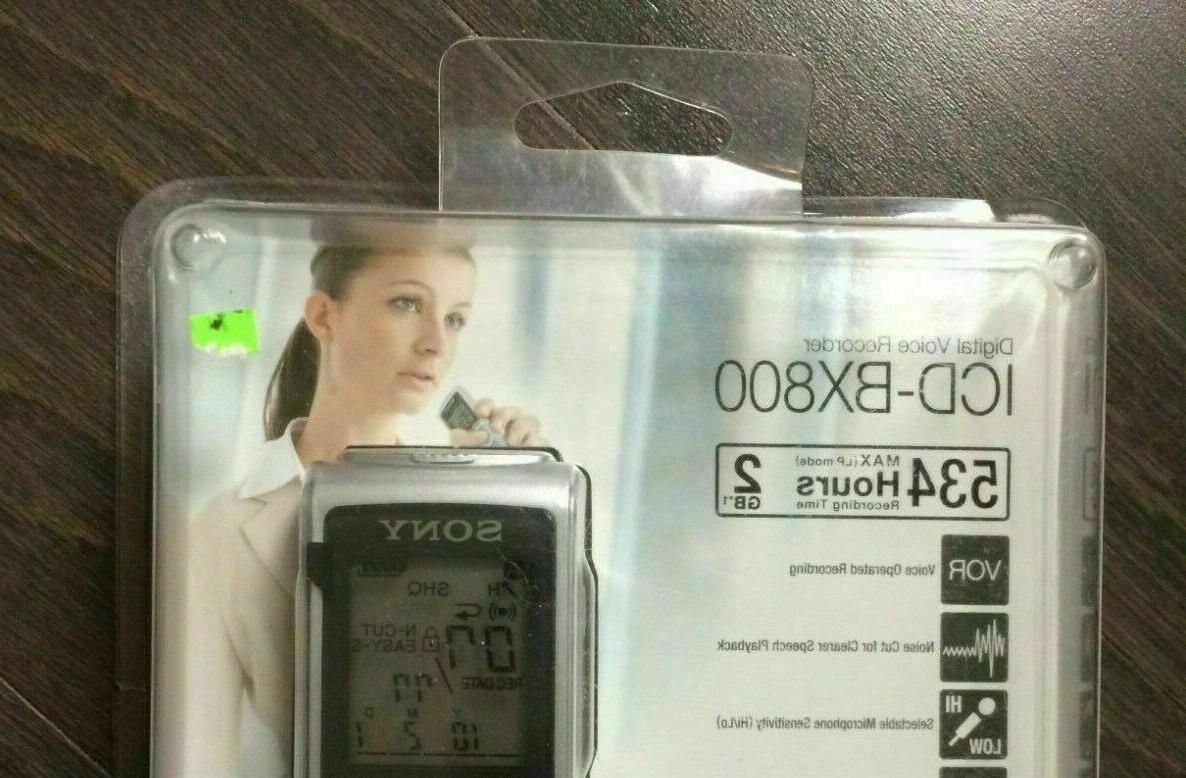 New Digital Recorder hours NEW SEALED