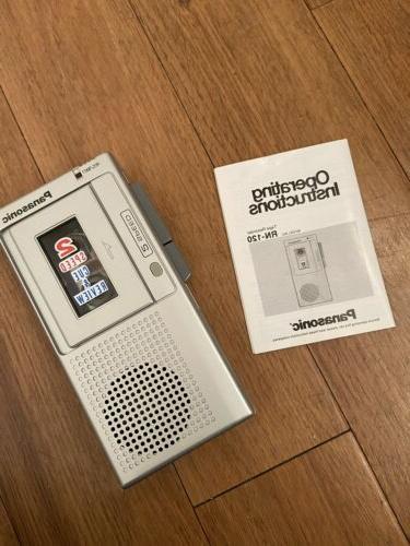 NEW Vintage Recorder RN-120