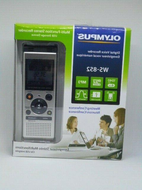 new ws 852 4gb digital voice multi
