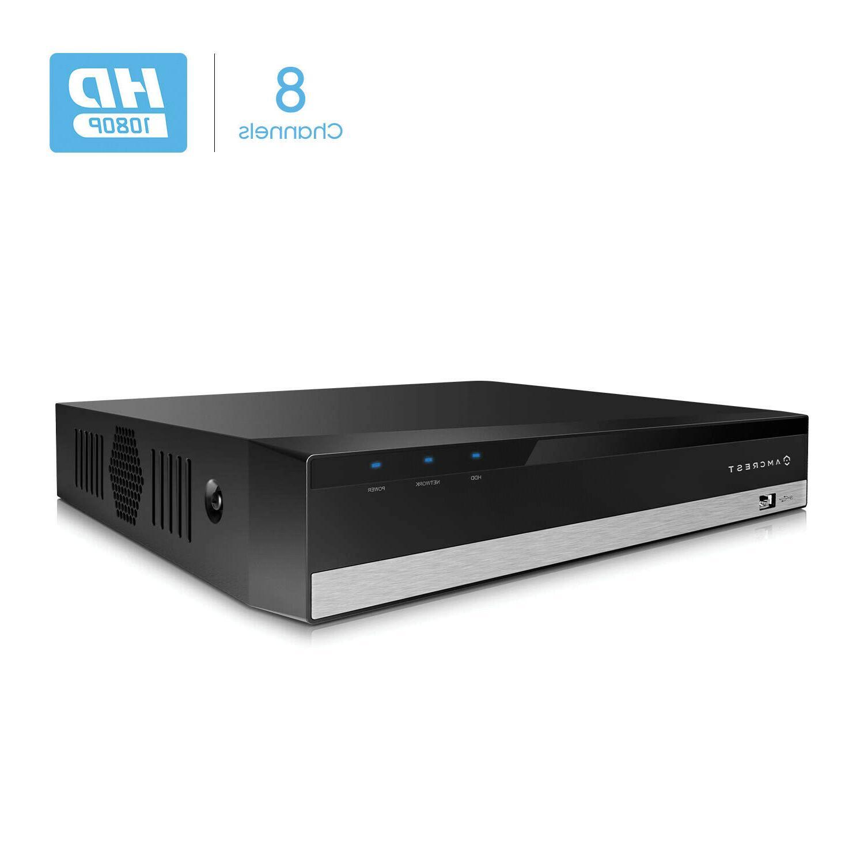 nv2116 16ch network recorder