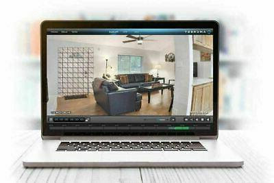 Amcrest NV5216 4K Recorder NVR Camera No HDD