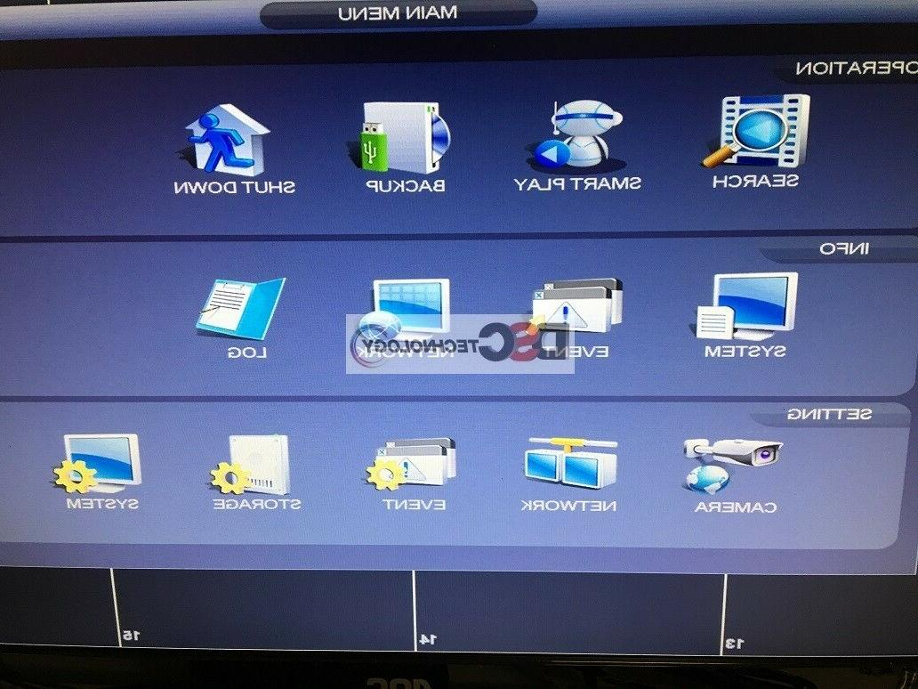DAHUA 4K Channel Network Ultra
