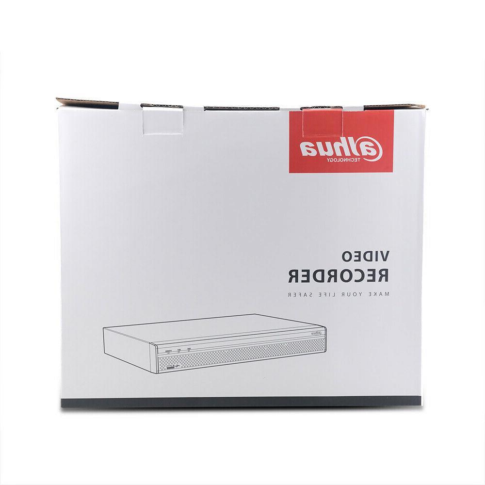 Dahua 4K NVR2108HS-8P-4KS2 Network Recorder For